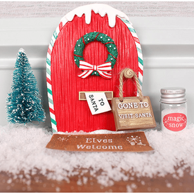 Elf Door Set