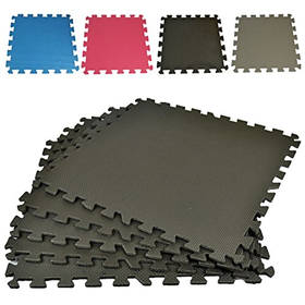 Interlocking Eva Soft Foam Exercise Mat