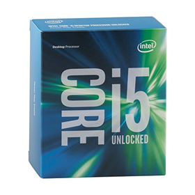 Intel Core i5 6600K 3.50 GHz Quad Core Skylake Desktop Processor, Socket LGA 1151, 6MB Cache (BX8066