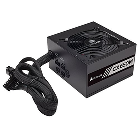 CORSAIR CXM series CX650M 650W 80 PLUS BRONZE Haswell Ready ATX12V