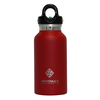 Red 12 oz Classic Thermal Flask with Quick-Release Cap