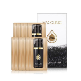 Max Clinic - Royal Caviar Reverse Oil Foam KIT