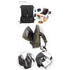 TOIMEND TM-8091 Fashionable Professional Outdoor Waterproof Double-shoulder Camera