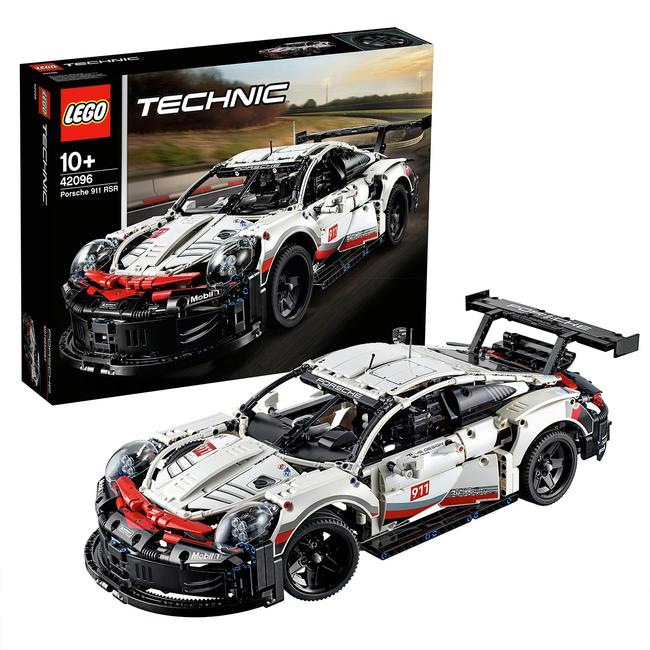 Buy LEGO Technic Porsche 911 RSR Car Replica Model
