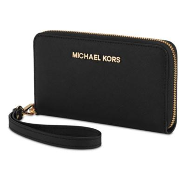 a3f718edf14f6d MICHAEL Michael Kors Essential Zip Wallet for iPhone 5/5s/6 | apple.com  Price Drop & Discount Codes Alerts | Booly