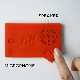 Hi! Magnetic Voice Recorder