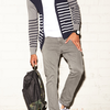 Favorite Striped Cardigan